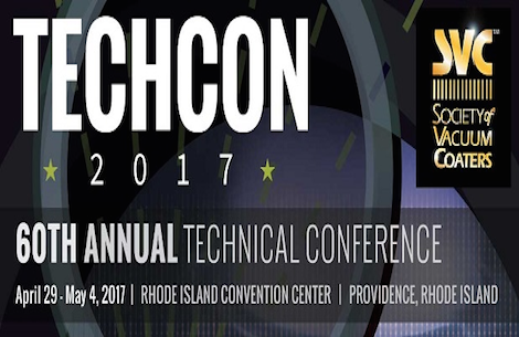 SVC Technical Conference 2017 – May 2 – May. 3, 2017 – Booth #716